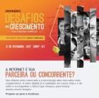 Empreendedorismo, liderança e inovação serão temas em evento do Sebrae