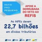 CNDL quer votação do Veto ao Refis esta semana