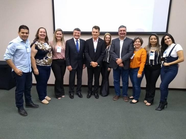 CDL Sinop participa de Encontro da CNDL e SPC em São Paulo