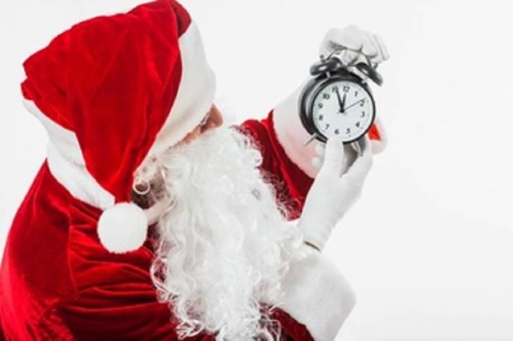 Horário especial de natal será de 18 a 24, e 31 de dezembro