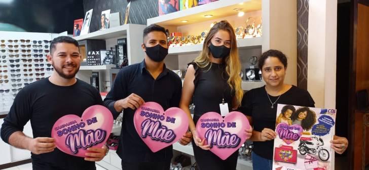 Lojas participantes da campanha Dia das Mães
