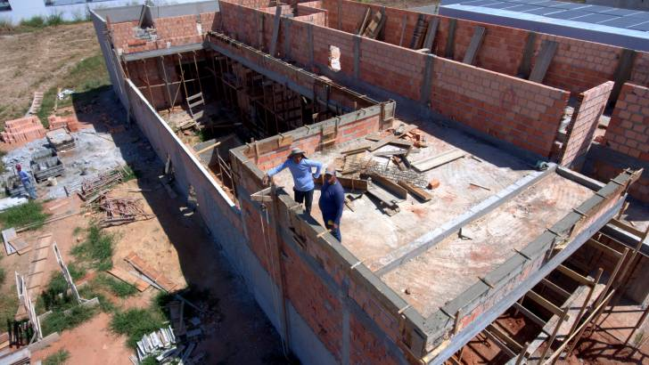 Sinop volta a registrar aumento na emissão de alvarás para construções
