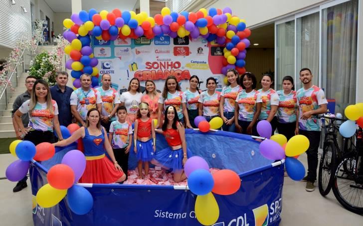 """Definidos ganhadores dos prêmios da campanha """"Sonho de Criança"""" da CDL em Sinop"""
